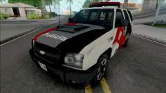 Chevrolet Blazer Advantage 2009 PMESP