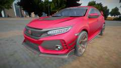 Honda Civic Type R Varis para GTA San Andreas
