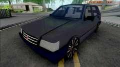 Fiat Uno Mille 1.6 para GTA San Andreas