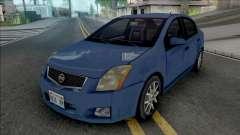 Nissan Sentra 2009 Improved v2 para GTA San Andreas