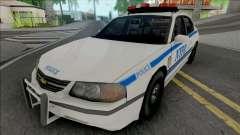 Chevrolet Impala 2003 NYPD (512x512 Texture)