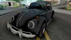 Volkswagen Fusca 1970