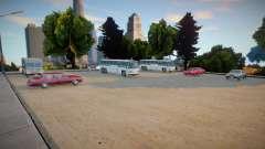 Functionally Parking Area para GTA San Andreas