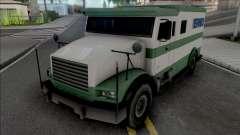 Brute Stockade SA Style Improved para GTA San Andreas