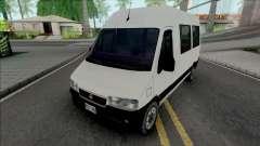 Fiat Ducato White