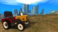 SIDHUMOOSEWALA 5911 TRACROR POR HARINDER MODS para GTA San Andreas