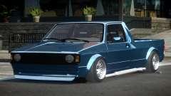 Volkswagen Caddy Typ 9U para GTA 4