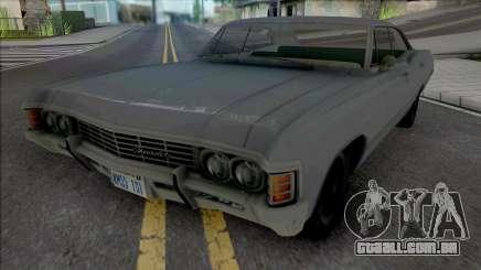 Chevrolet Impala 67 para GTA San Andreas