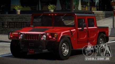 Hummer H1 GS H-Tuned para GTA 4