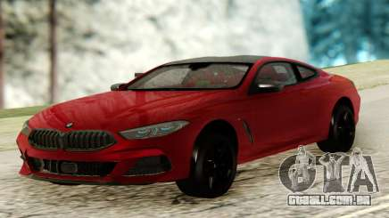 Bmw M850i 2020 para GTA San Andreas