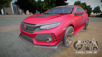 Honda Civic Type R Varis para GTA San Andreas