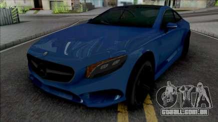Mercedes-Benz S500 Coupe para GTA San Andreas