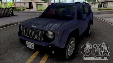 Jeep Renegade 2020 para GTA San Andreas
