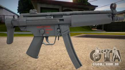 MP5 (Maschinenpistole 5) para GTA San Andreas