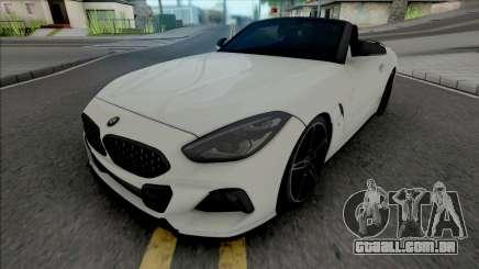 BMW Z4 AC Schnitzer 2019 para GTA San Andreas