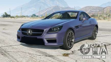 Mercedes-Benz SLK 55 AMG (R172) 2012 para GTA 5
