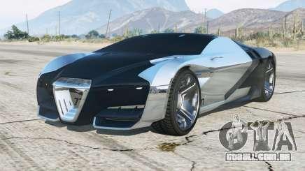 Rayfield Caliburn para GTA 5