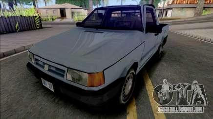 Fiat Fiorino Pickup 1995 para GTA San Andreas