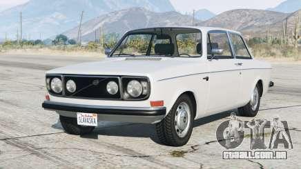 Volvo 142 1970〡 grade preta para GTA 5