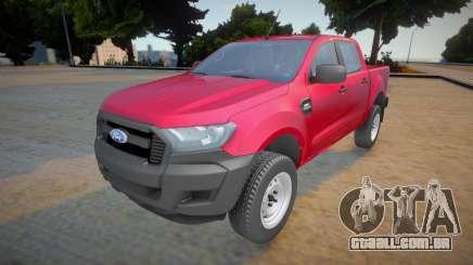 Ford Ranger XL 2016 para GTA San Andreas
