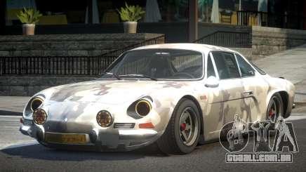 Renault Alpine A110 L3 para GTA 4