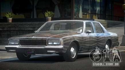 Chevrolet Caprice 80S L10 para GTA 4