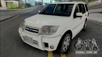 Ford Ecosport 2010 Improved v2 para GTA San Andreas