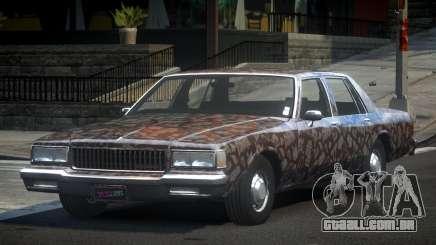 Chevrolet Caprice 80S L8 para GTA 4