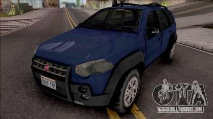 Fiat Palio Weekend Adventure 2013 para GTA San Andreas