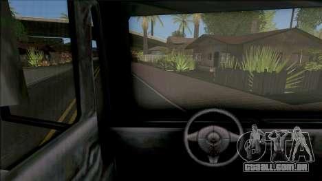 DFT-30 BungkusIT para GTA San Andreas