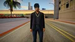 GTA Online Skin Ramdon N30 Mafioso 3 para GTA San Andreas