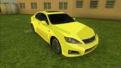 Lexus IS-F (good car) para GTA Vice City