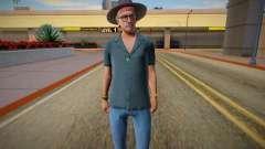 Juan Strickler para GTA San Andreas