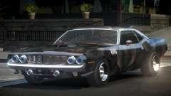 Plymouth Cuda BS-R L8 para GTA 4