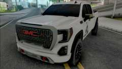 GMC Sierra 2019 CDN [ImVehFt] para GTA San Andreas