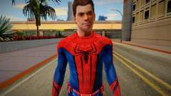 Spiderman without mask From Spiderman 2012 para GTA San Andreas