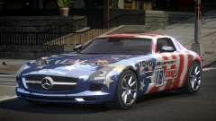 Mercedes-Benz SLS G-Style L1 para GTA 4