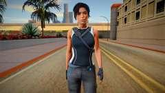 Lara Croft 2018 para GTA San Andreas