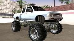 Toyota Hilux 1990 Pickup Monster para GTA San Andreas