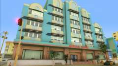 Ocean View Hotel HD Remake para GTA Vice City