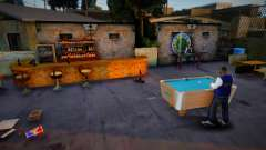 New Object In Grove Street para GTA San Andreas