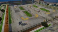 Parking Lot Derby from FlatOut 2 para GTA 4
