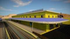 Texturas para a estação para GTA San Andreas