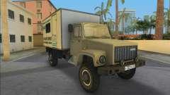 Gaz 3308 Sadko Auto Lab para GTA Vice City