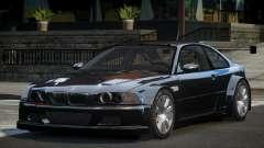 BMW M3 E46 GTR GS