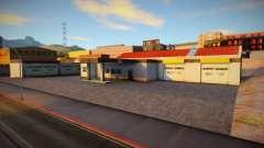 SF CJs auto repair garages fix para GTA San Andreas