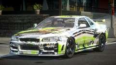 Nissan Skyline PSI Drift L6 para GTA 4