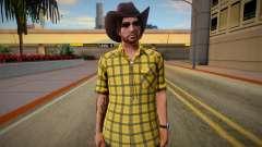 GTA Online Skin Ramdon N31 Outfit Country para GTA San Andreas