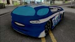 Hot Wheels Acceleracers Deora II para GTA San Andreas