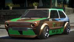 Volkswagen Golf PSI-R L4 para GTA 4